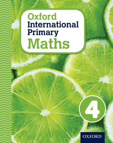 Oxford International Primary Maths 4
