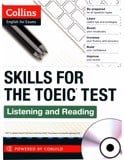 Skills for the TOEIC Test Listening and Reading (audios sent via email)