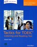 Tactics for TOEIC Listening and Reading Test (audios sent via email)