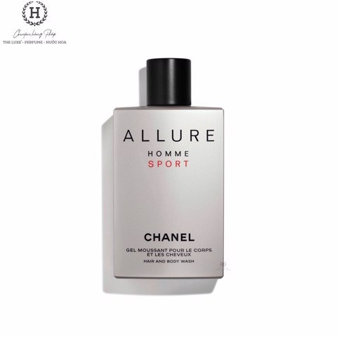 Sữa tắm Chanel Allure 200ml