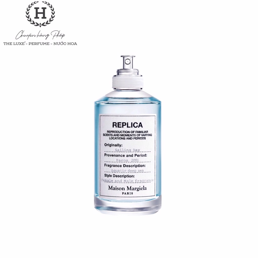 Nước Hoa Replica Sailing Day EDT 100ml