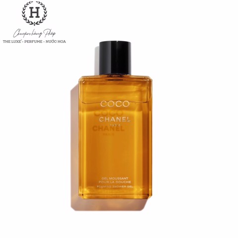 Sữa Tắm Chanel Coco Gel Moussant 200ml
