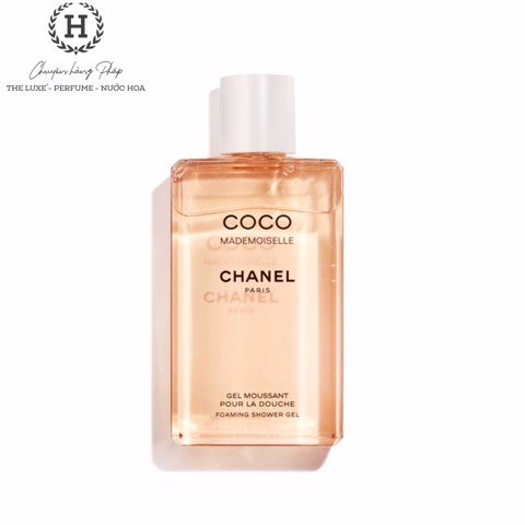 Sữa Tắm Chanel Coco Mademoiselle 200ml