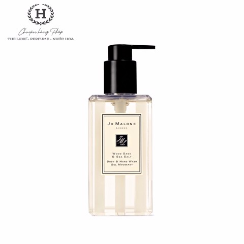 Sữa Tắm Jo Malone Wood Sage & Sea Salt 250ml