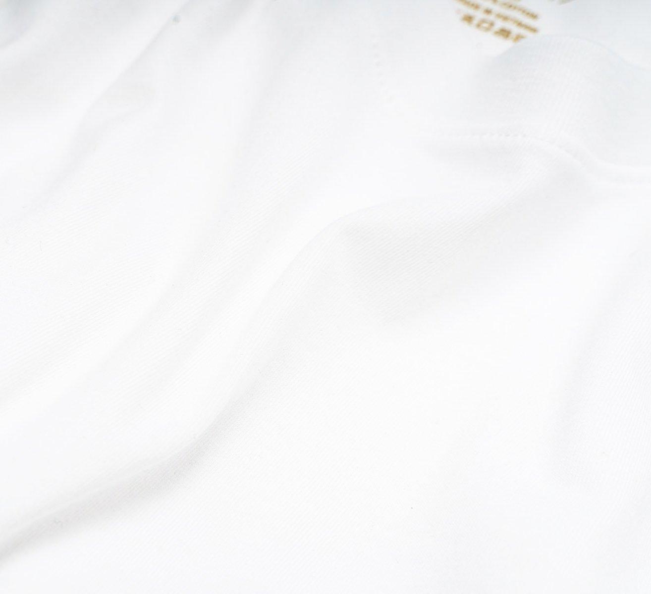Áo thun nữ in hình dáng rộng cổ tròn - RESPECT