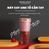 Ly xay sinh tố cầm tay MAX JUICING CUP