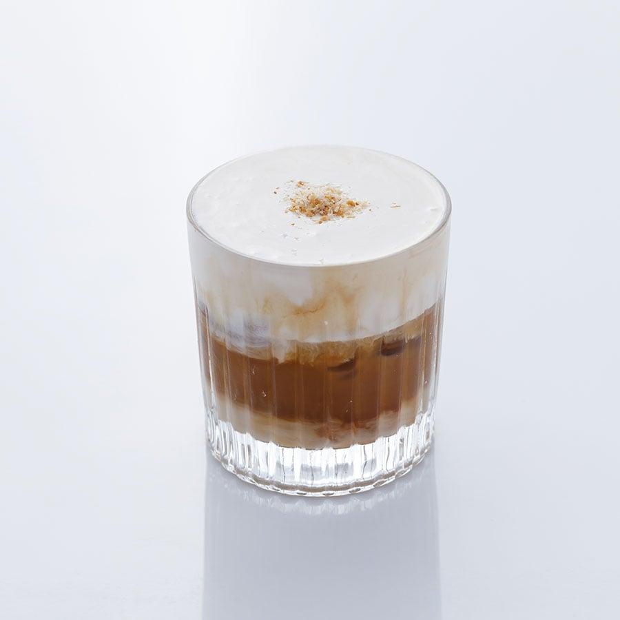 Salted Caramel Cream Latte