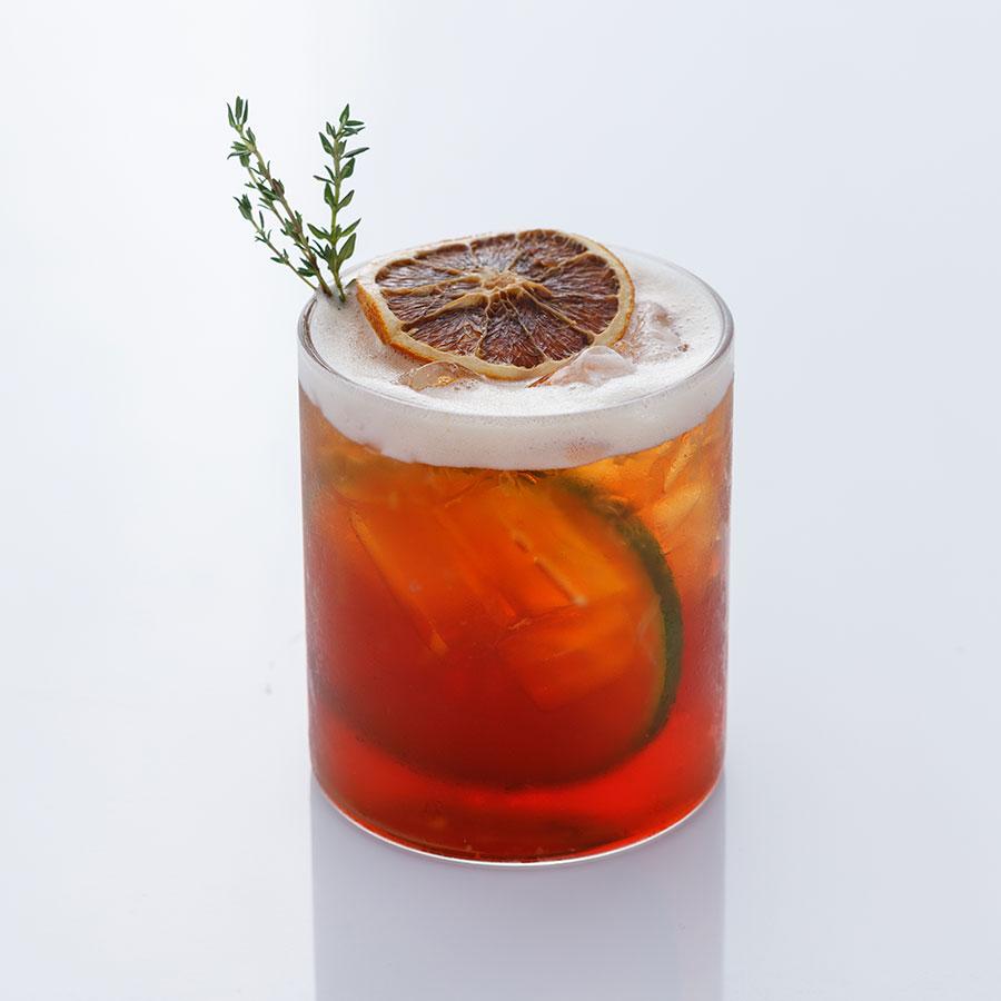Orange Pomegranate Apple Tea Mix (Trà Cam TÁo Lựu)