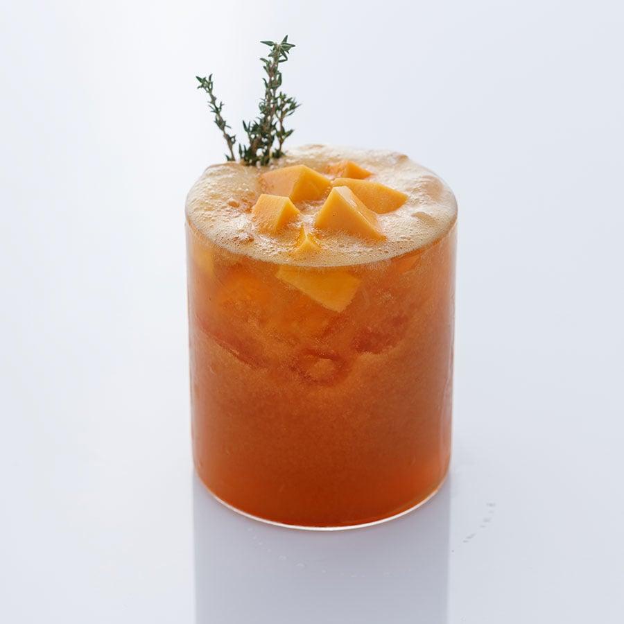 Apricot Mango Tea Mix (Trà Mơ Xoài)