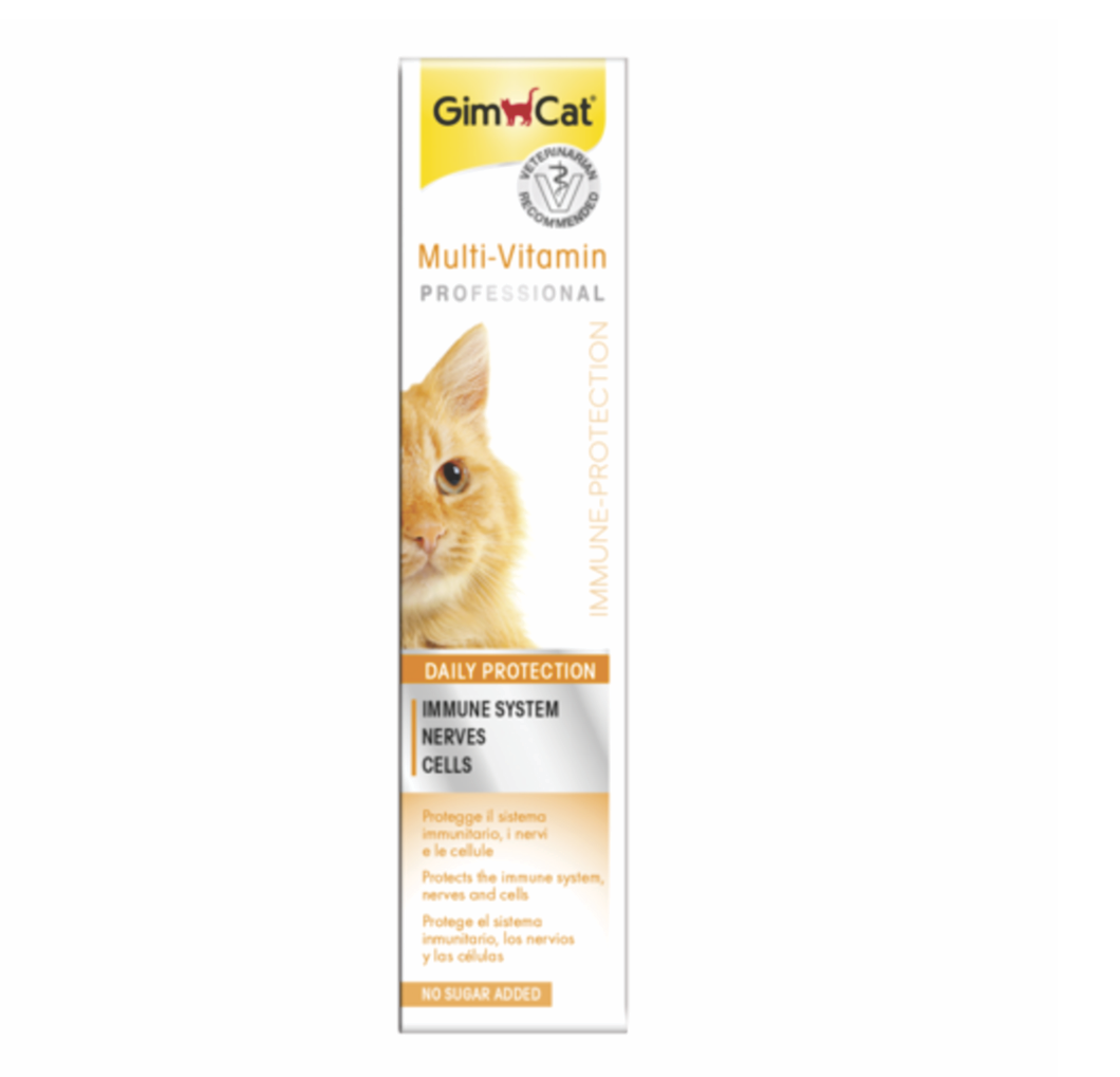 Gimcat Multi-vitamin professional