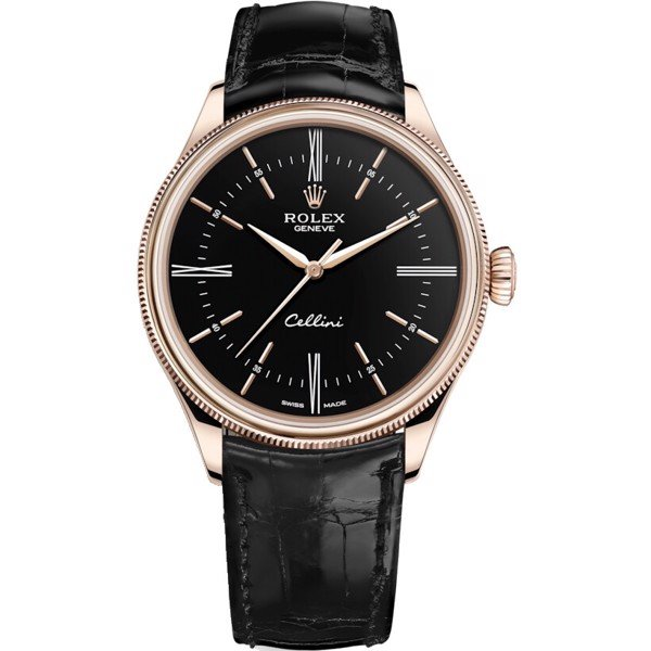 ROLEX CELLINI 50505-0009 WATCH 39