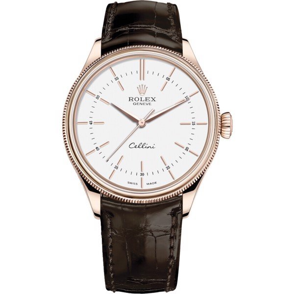 ROLEX CELLINI 50505-0020 WATCH 39