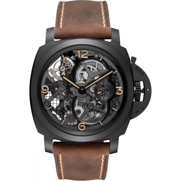 Panerai Lo Scienziato PAM00528 Luminor 1950 Tourbillon 48mm