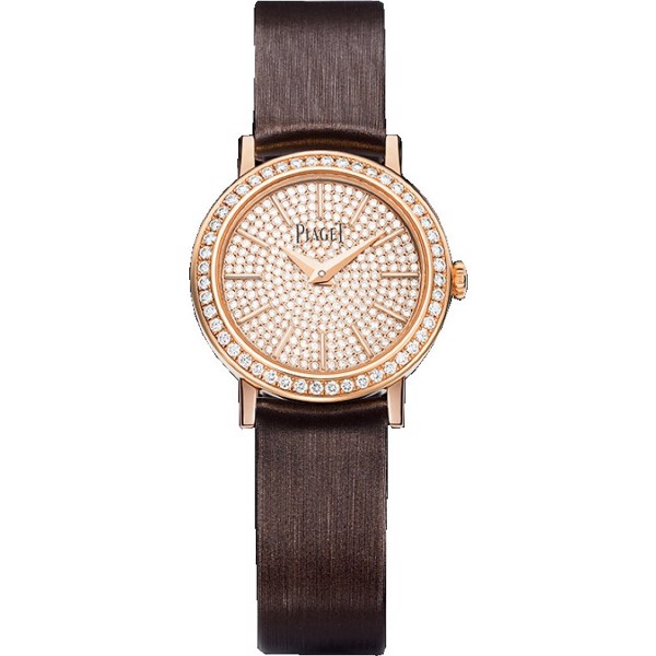Piaget Altiplano 18K Rose Gold G0A37034 24mm