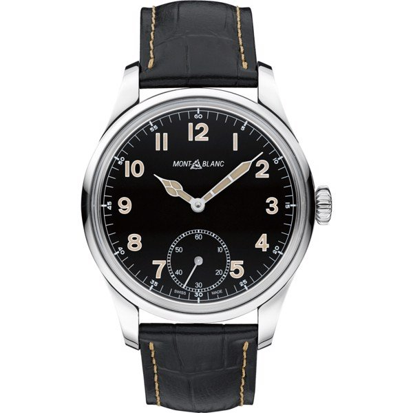 Montblanc 1858 113860 Manual Small Second Limited Edition 47mm
