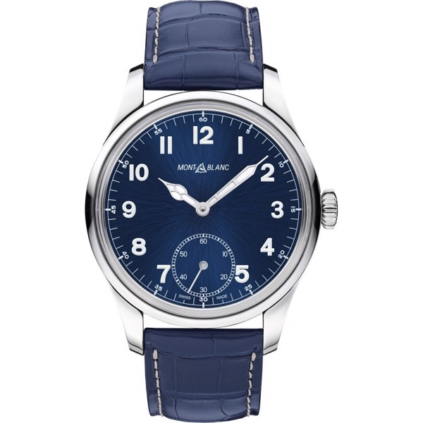 Montblanc 1858 Manual 113702 Small Second 44mm