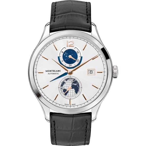 MONTBLANC 113779 Heritage Chronometrie Watch 41mm