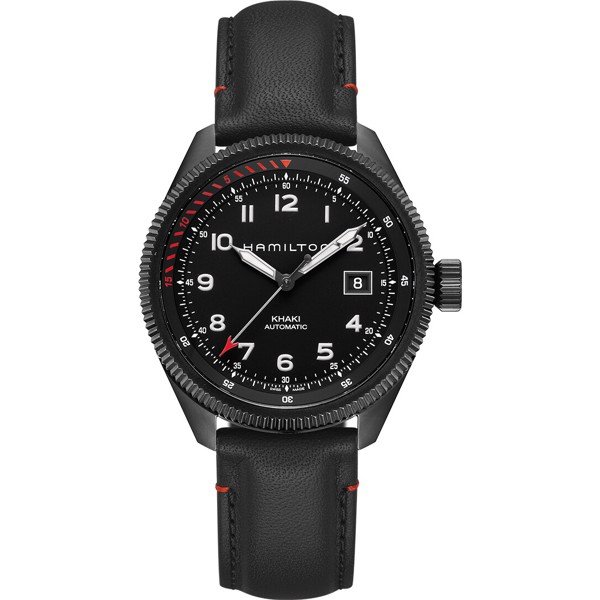 Hamilto Khaki Takeoff Air Zermatt Watch 42mm