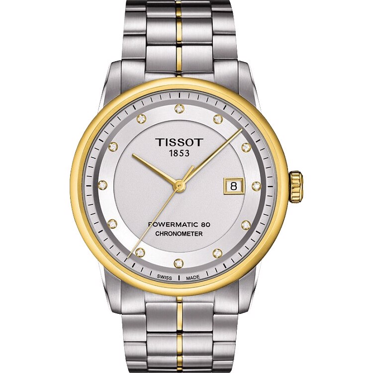 Tissot Luxury T086.408.22.036.00 80 Cosc 41mm