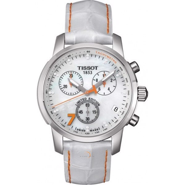 Tisot PRC 200 Danica T014.417.16.116.00 Limited Edition