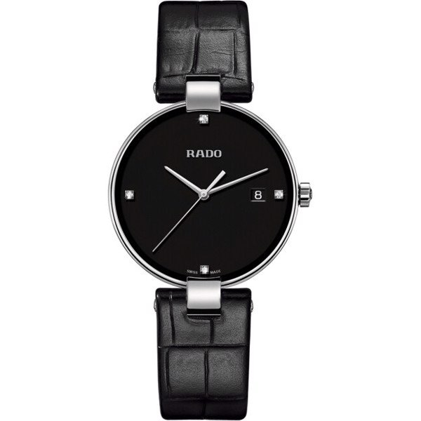 Rado  Coupole Diamonds Quartz L 36mm