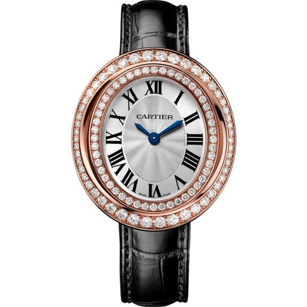 Cariter Hypnose WJHY0006 Pink Gold Diamonds 37.8