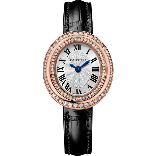 Cariter Hypnose WJHY0003 Pink Gold Diamonds Watch
