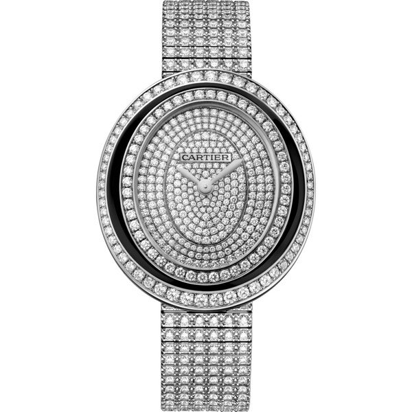 Cariter Hypnose HPI01050 White Diamonds Watch 33.3