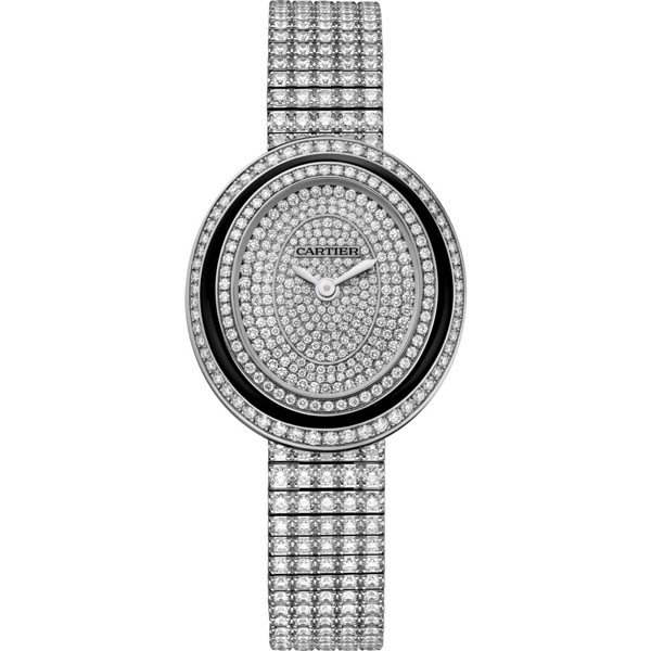 Cariter Hypnose HPI01049 White Diamonds Watch 26.2