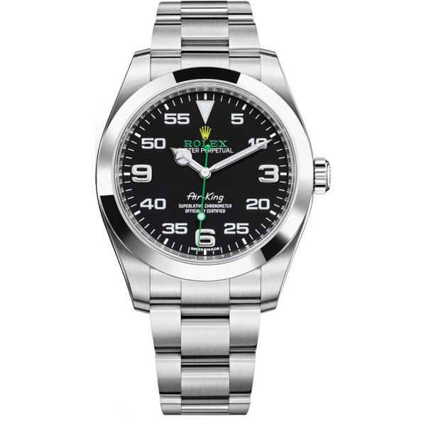ROLEX AIR-KING 116900-0001 WATCH 40
