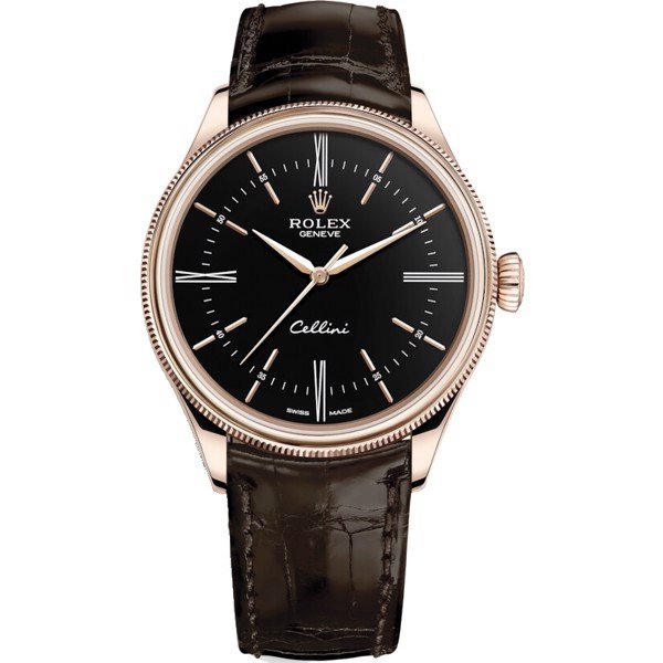 ROLEX CELLINI 50505-0008 WATCH 39