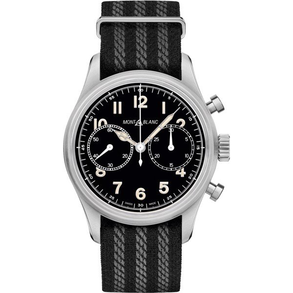 Montblanc 1858 117835 Automatic Chronograph 42mm