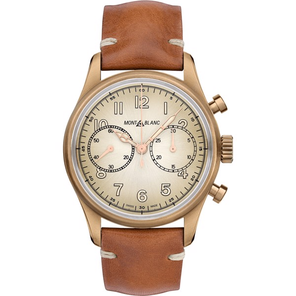 Montblanc 1858 118223 Automatic Chronograph 42