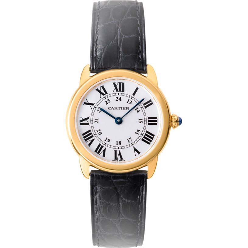 Cartier Ronde Solo W6700355 Ladies Watch 29.5mm