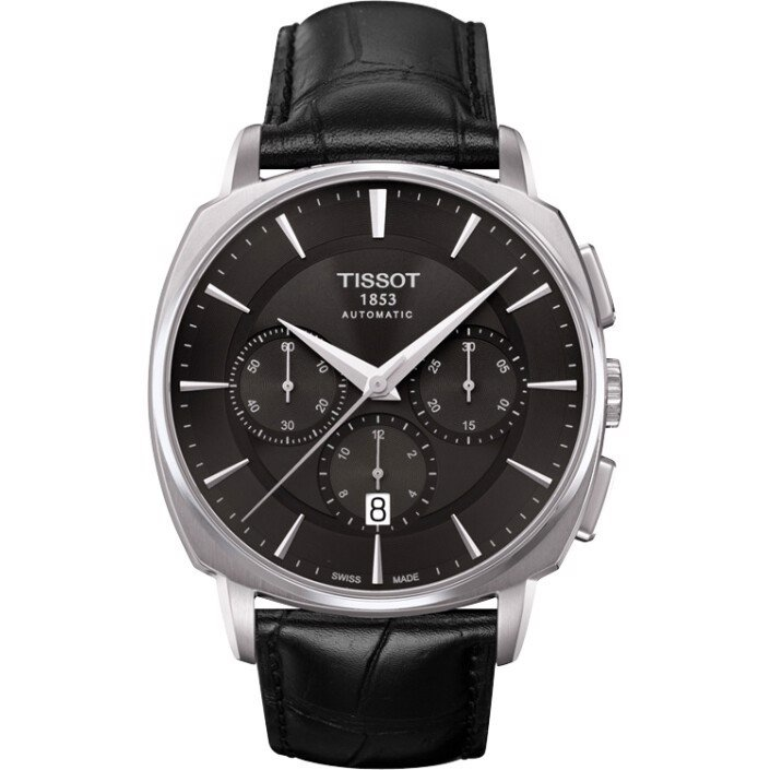 Tissot T-Lord T059.527.16.051.00 Chronograph Watch 40mm