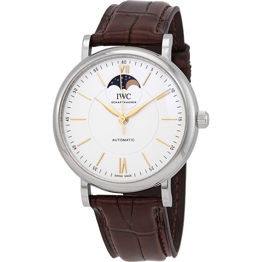 IWC Portofino IW459401 Automatic Moon Phase Watch 40mm