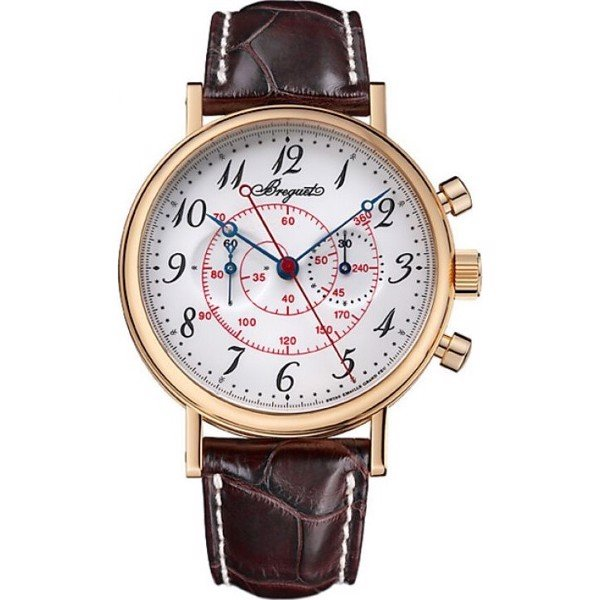 Breguet Classic 5247BR/29/9V6 Hand Wound Watch 40mm