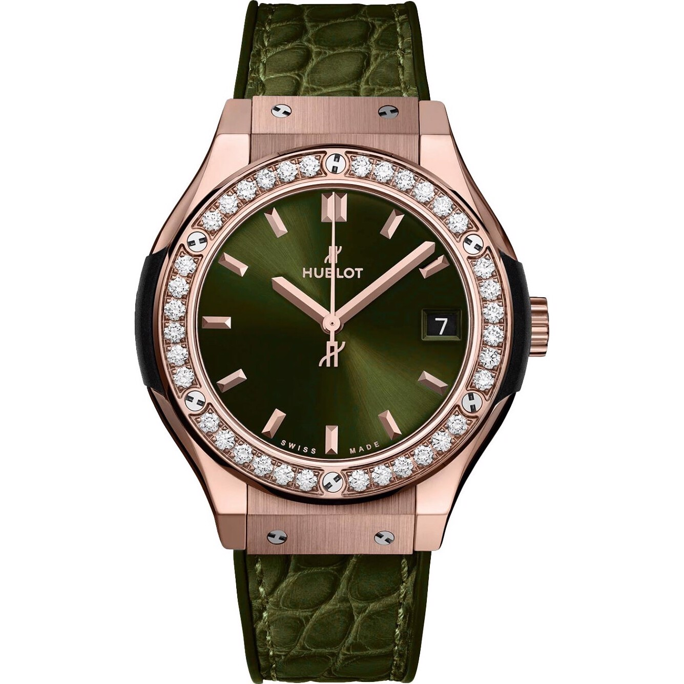 Hublot Classic Fusion 581.ox8980.lr.1104 Watch 33mm