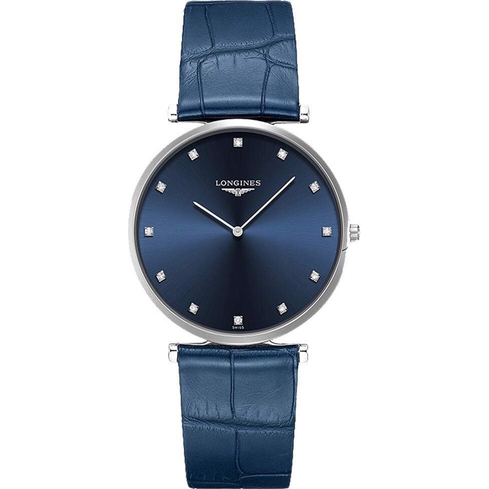 Longines La Grande L4.766.4.97.2 Watch 37mm