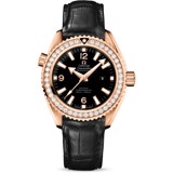 Omega Seamaster 232.58.38.20.01.001 Planet OceanCo‑Axial 37.5 Mm