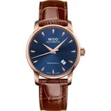 Mido Baroncelli M8600.3.15.8  Midnight Blue Gent 38mm