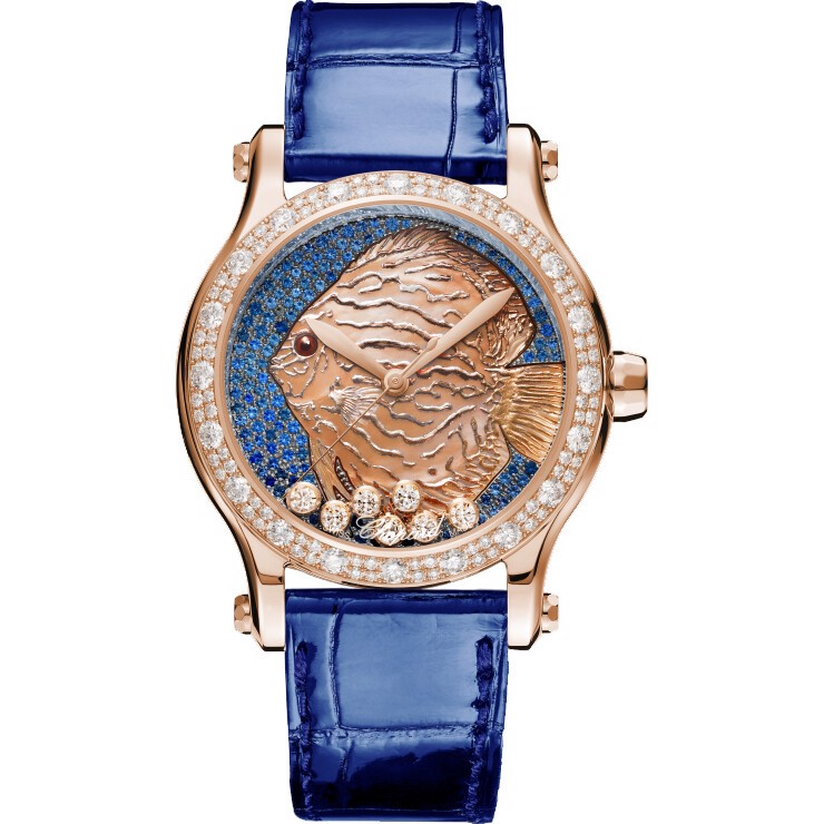 Chopard Happy Fish 274891-5019 Limited Edition 36mm