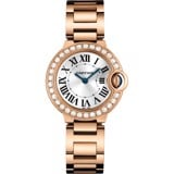 Cartier Ballon Bleu WE9002Z3 18kt Rose Gold 29mm