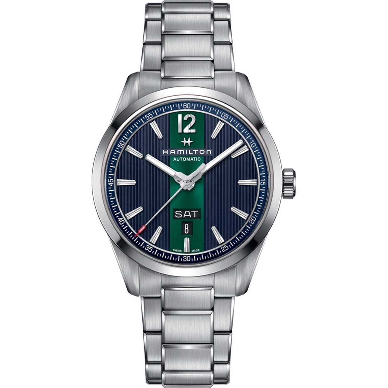 Hamilton Broadway Day Date Auto Watch 42mm