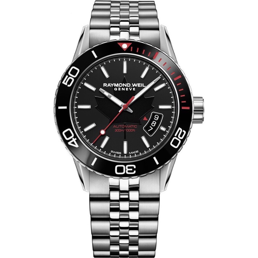 Raymond Weil Freelancer Canada Watch 42.5mm