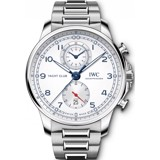 IWC Portugieser IW390702 Yacht Club Watch 44.6mm