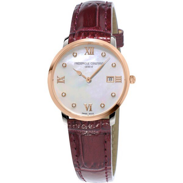 Frederique Constant Slimline FC-220MPWD3S2 Watch 36mm