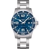 Longines HydroConquest L3.840.4.96.6 Watch 44mm