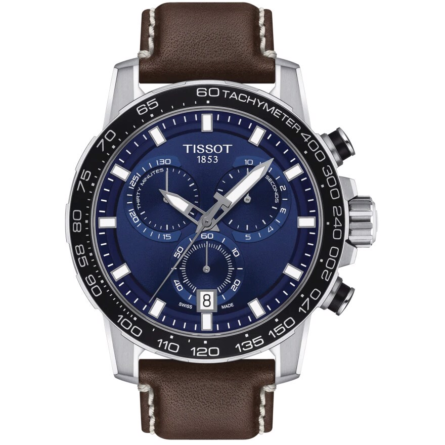 Tissot Supersport  T125.617.16.041.00 Watch 45.5mm