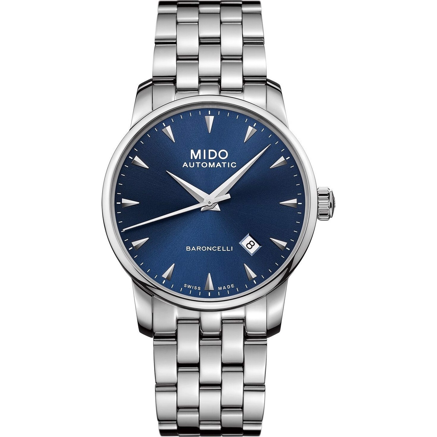 Mido Baroncelli M8600.4.15.1 Watch 38mm